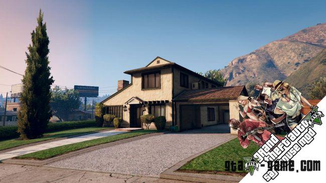 скачать мод на покупку домов в gta 5 в одиночной игре