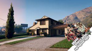 The Savehouse Mod возможность покупать дома в одиночной игре