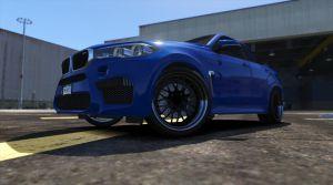 BMW X6M F16 - бмв x6 для гта 5