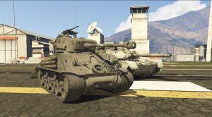 M4A3E8 Sherman  - новый танк для гта 5