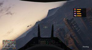 Air Superiority - воздушные бои для гта 5