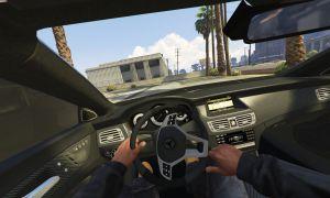Mercedes-Benz CLS 6.3 - крутой мерседес для гта 5