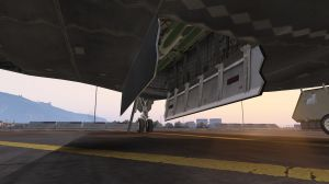 B-2A Spirit Stealth Bomber- самолет невидимка для гта 5