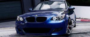 BMW M5 E60 - спортивная бмв м5 для гта 5
