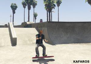 скачать мод на гта 5 на скейтборд