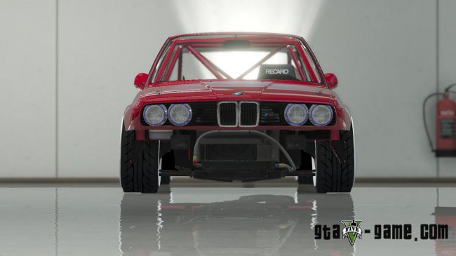 1991 BMW E30 Drift Edition - BMW для дрифта