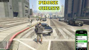 Читы для гта 5 в мобильном телефоне игры