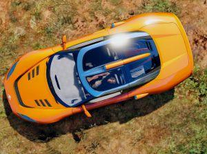 Spyker C8 Aileron  - спайкер C8, суперкар для гта 5