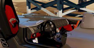Mercedes-Benz SLR Stirling Moss - кабриолет мерседес для гта 5