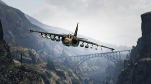 Су 25 - русский самолет для гта 5