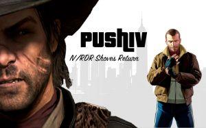PushIV - толкай людей в гта 5