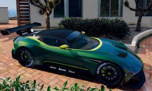 Aston Martin Vulcan - Астон мартин вулкан + 4 машины