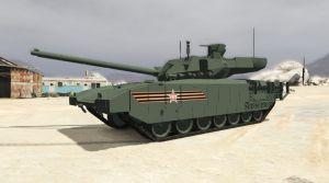 T-14 Armata - русский танк Т14 Армата для гта 5