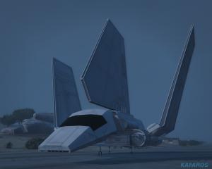 Imperial Shuttle Tydirium - имперский шаттл