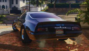 1970 Pontiac Firebird - понтиак фаербирд