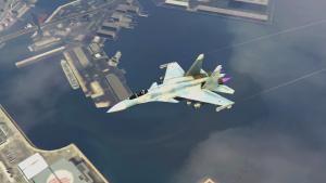 Su-37 - экспериментальный российский су-37