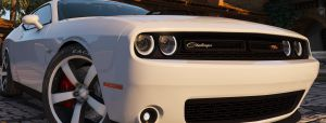 Dodge Challenger - додж челленджер 2015 + 7 машин