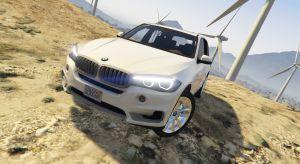 2014 BMW X5 - бмв икс5 для гта 5