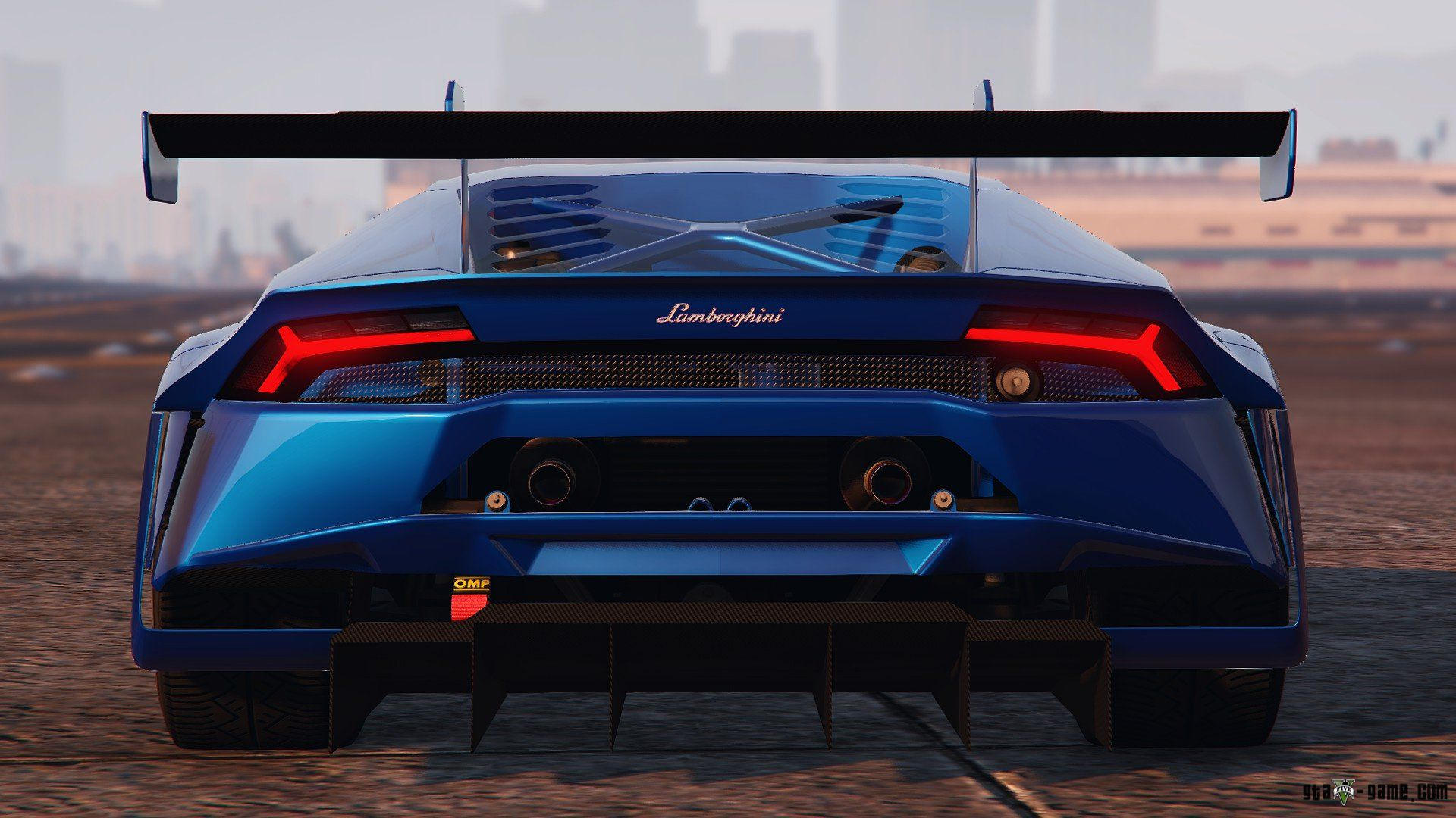 lamborghini huracan gt3 5 gta 5. Black Bedroom Furniture Sets. Home Design Ideas