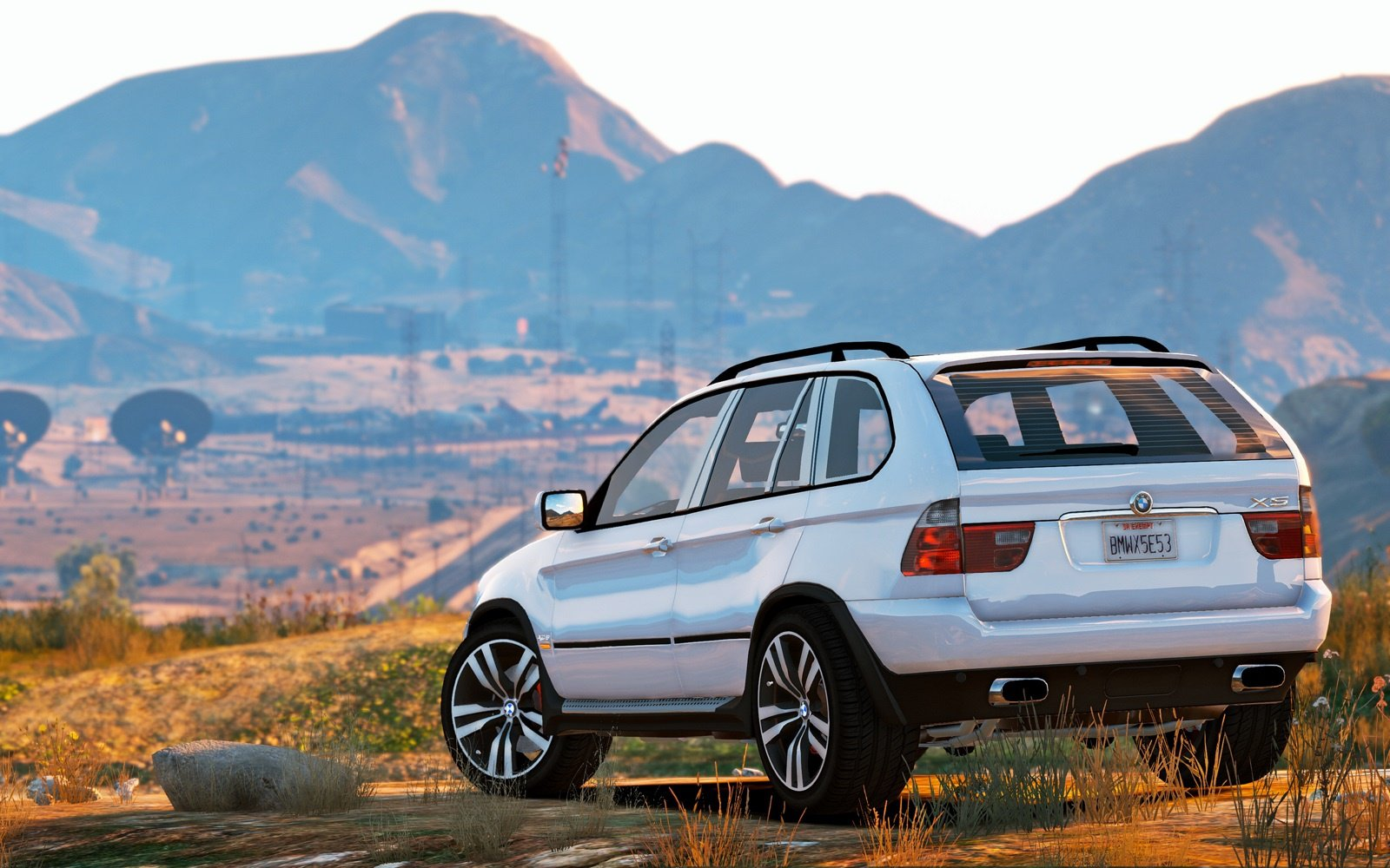 bmw x5 e53 5 2005 gta. Black Bedroom Furniture Sets. Home Design Ideas