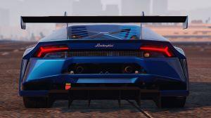Lamborghini Huracan GT3 - Ламборгини Хуракан для гта 5