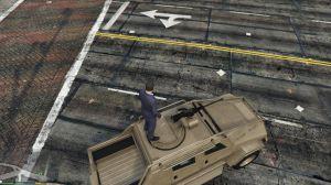 Как сесть за пулемет в Инсургент gta 5 ( Insurgent )