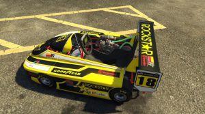 Superkart 250cc - маленький спортивный карт