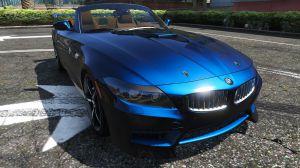 BMW z4i - спортивный кабриолет БМВ z4i