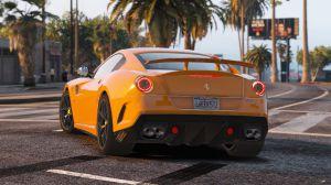 Ferrari 599 GTO - суперкар Феррари ГТО