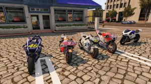 ZBike Add-On - 55 новых мотоциклов, сборник модов