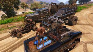 Warpack Mad Max - сборник автомобилей из Безумного Макса