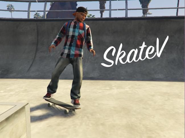 скачать мод на гта 5 на скейтборд - фото 2