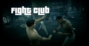 Fight Club - бойцовский клуб в гта 5