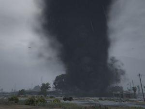 Tornado Script - торнадо в гта 5