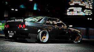 Nissan Skyline GT-R R32 Rocket Bunny