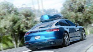 Porsche Panamera 2017 - порше панамера