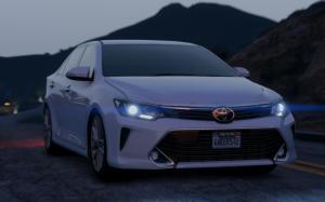 Toyota Camry 2016 - тойота камри для гта 5
