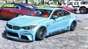 BMW M4 F82 - СУПЕРСКАЯ БМВ ДЛЯ ГТА 5