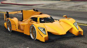 Prototype RWD P30-6 LMP1 - невероятный автомобиль