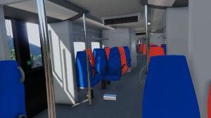 Ласточка - Русский поезд в гта 5