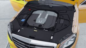 Mercedes-Benz S65 W222 - мерседес бенц с65