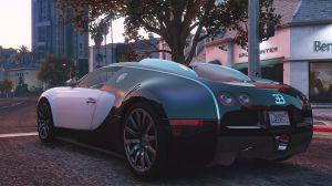 Bugatti Veyron 2009 - бугатти для гта 5