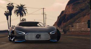 Mercedes-Benz AMG Vision GT