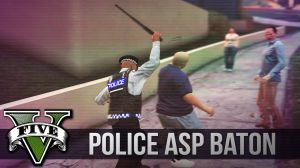 ASP Baton - раздвижная дубинка