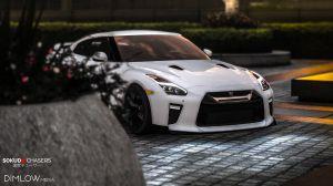 Nissan GT-R 2017 - крутой ниссан