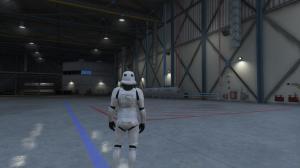Stormtrooper - штурмовик из Звездных воин.