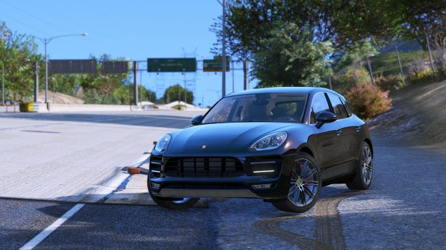 2016 Porsche Macan Turbo - Порш