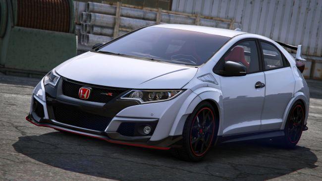 2015 Honda Civic Type R - Хонда Сивик