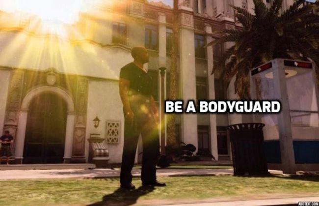 Be A Bodyguard - миссии телохранителя