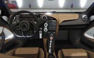 2017 McLaren 720S спортивная тачка